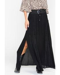 Shyanne® Women's Long Peasant Skirt, , hi-res