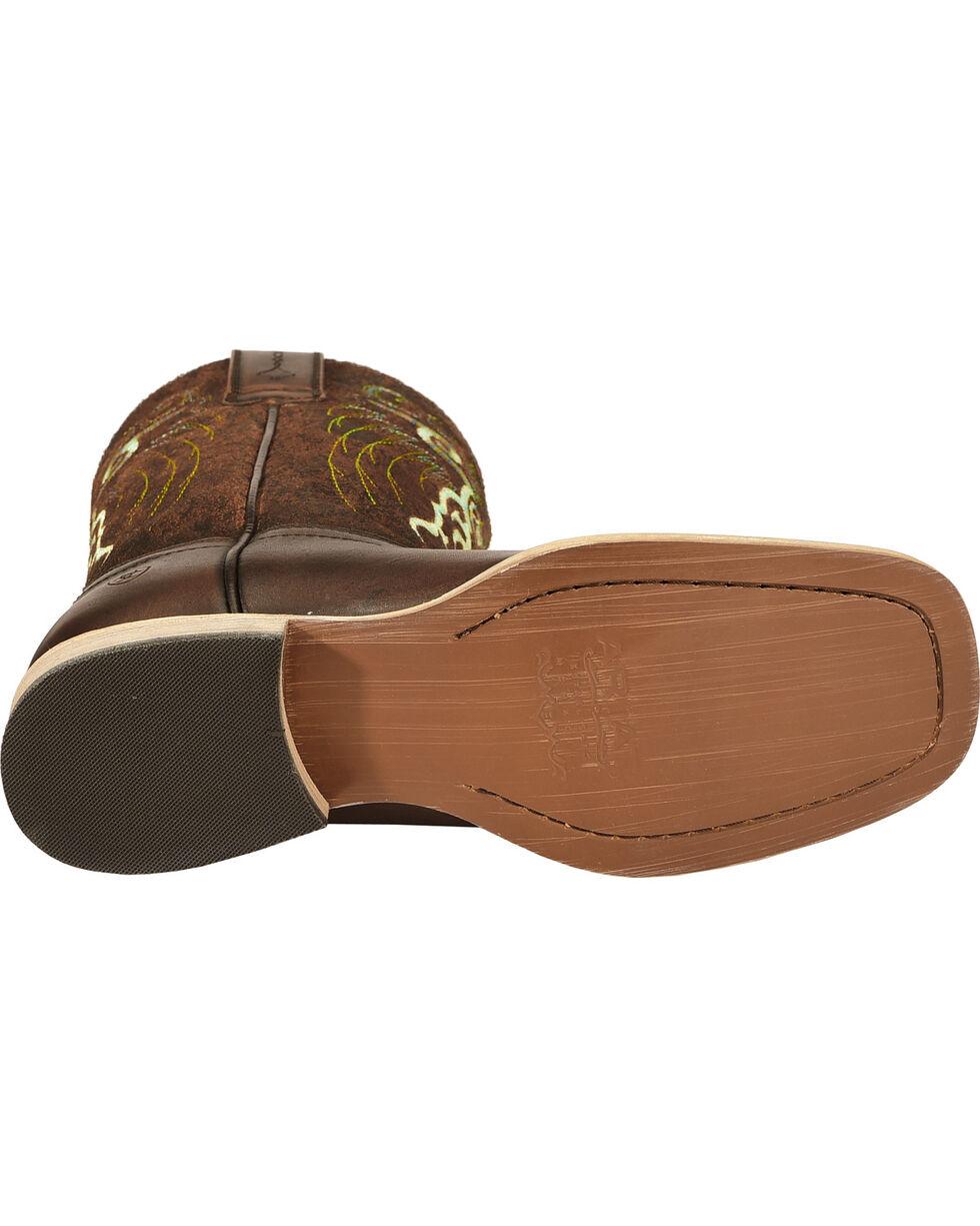 Ariat Kids' Mesteno Western Boots, Copper, hi-res