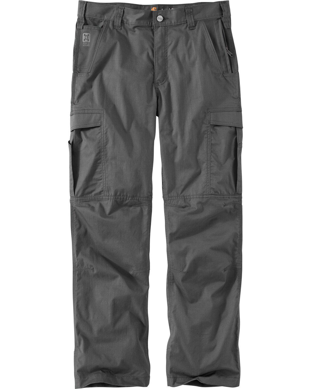Dark Gray Cargo Pants FTC07vTe