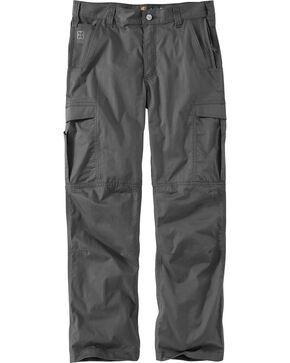 Carhartt Men's Dark Khaki Force Extremes Cargo Pants , Charcoal Grey, hi-res