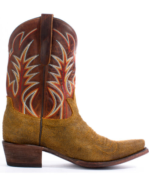 Junk Gypsy by Lane Women's Dirt Road Dreamer Western Boots, Honey, hi-res