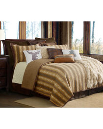 HiEnd Accents Hill Country Quilt 3-Piece Bedding Set - Full/Queen, , hi-res