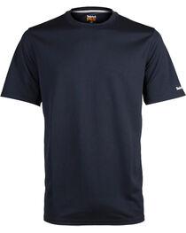 Timberland Pro Men's Black Wicking Good T-Shirt , , hi-res