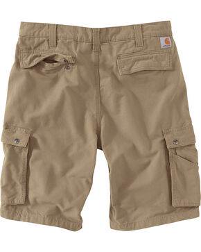 Carhartt Men's Rugged Cargo Donley Shorts, Beige/khaki, hi-res