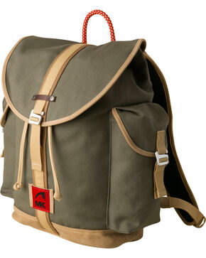 Mountain Khakis Rucksack Bag, Olive, hi-res