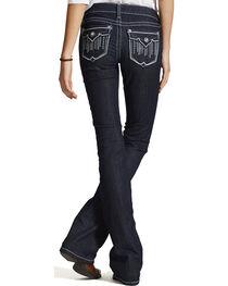 Ariat Women's Ruby Cascade Flap Bootcut Jeans, , hi-res