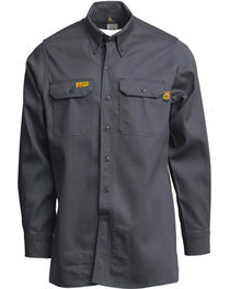 Lapco Men's FR 6oz. Gold Label Uniform Shirt - Tall, , hi-res