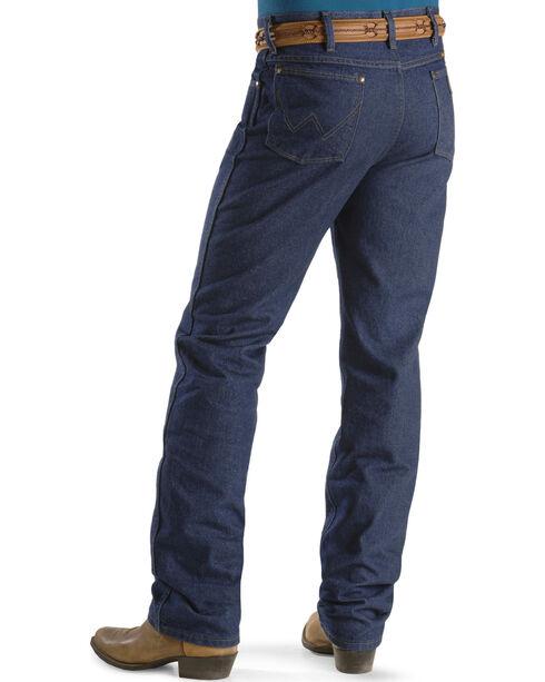 "Wrangler Jeans - Cowboy Cut 36 MWZ Slim Fit Indigo - 38"" Tall Inseam, Indigo, hi-res"