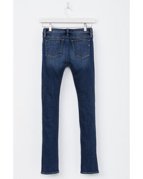 Miss Me Girls' Simple Super Skinny Jeans, Indigo, hi-res