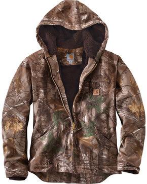 Carhartt Men's Camo Sierra Jacket, Camouflage, hi-res
