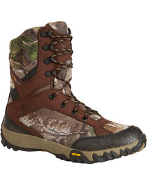 "Rocky 9"" SilentHunter Waterproof Insulated Outdoor Boots, , hi-res"