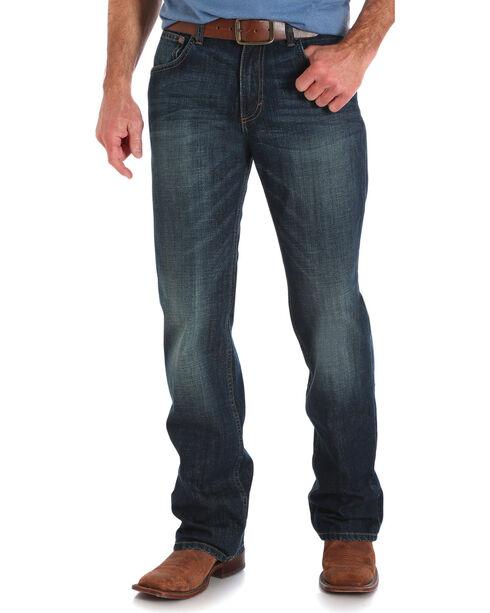 Wrangler Men's Retro Relaxed Jeans - Boot Cut , Indigo, hi-res