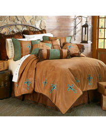 HiEnd Accents Las Cruces II Comforter Set - Twin Size, , hi-res