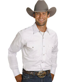 Roper Men's Amarillo Collection Western Shirt, , hi-res