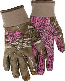 Scentlok Technologies Women's Wild Heart Gloves , , hi-res