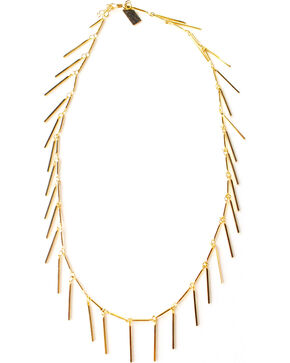 Everlasting Joy Jewelry Women's Gold Las Vegas Nights Necklace , Gold, hi-res