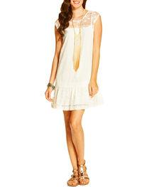 Ariat Women's Lace Claudette Dress, , hi-res