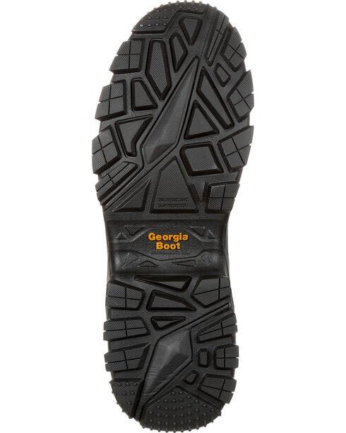 "Georgia Men's 6"" Composite Toe Work Boots, Brown, hi-res"