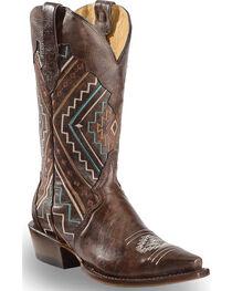 Roper Women's Southwest Snip toe Western Boots, , hi-res