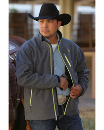 Cinch Men's Grey Concealed Carry Bonded Jacket, , hi-res