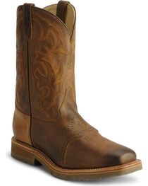 Double-H Men's Steel Square Toe Western Boots, , hi-res