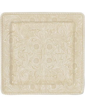 HiEnd Accents Savannah Serving Plate, Cream, hi-res