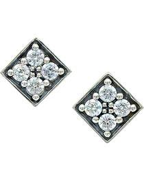 Sterling Lane Women's Starlight's Core Stud Earrings , , hi-res
