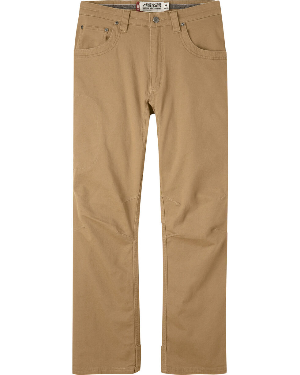 Mountain Khakis Men's Tan Camber 106 Pants , Tan, hi-res