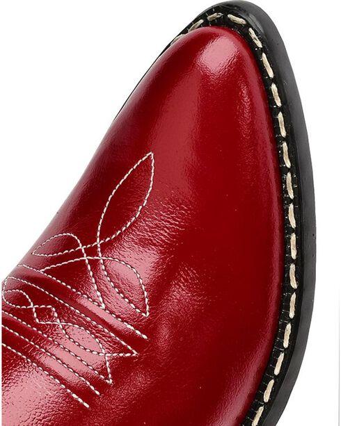 Jama Children's Western Boots, Red, hi-res