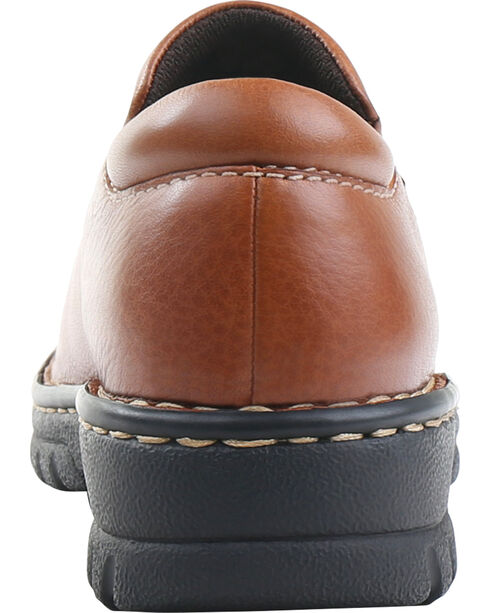Eastland Women's Tan Newport Slip-On Shoes , Tan, hi-res