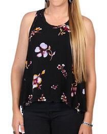 Shyanne® Women's Floral Tank Top, , hi-res