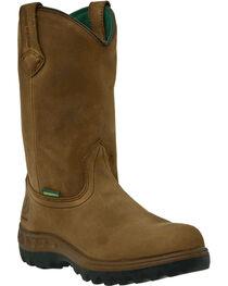 John Deere® Men's WCT Waterproof Steel Toe Work Boots, , hi-res