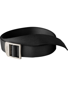 Mountain Khakis Black Webbing Belt , Black, hi-res