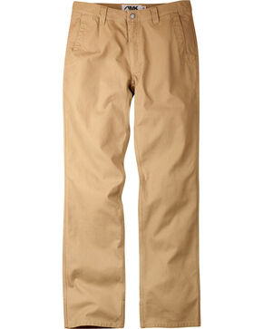 Mountain Khakis Men's Original Slim Fit Pants , Tan, hi-res