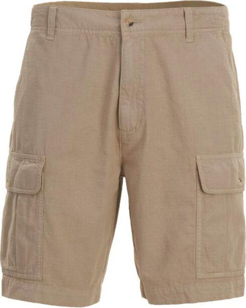 Woolrich Men's Ripstop Shorts, Beige/khaki, hi-res
