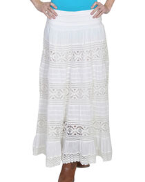Scully Women's Yoga Knit Skirt, , hi-res