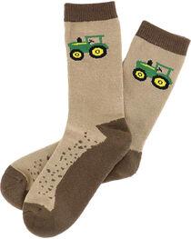 John Deere Kids' Dirt Socks, , hi-res