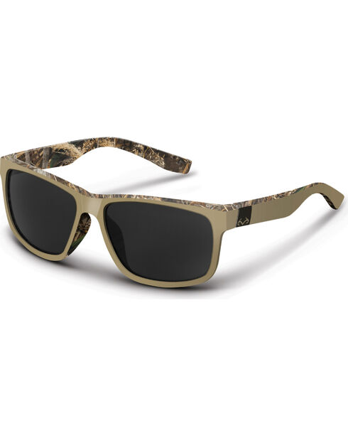 Realtree Men's Max-5® Camouflage Wasatch Sunglasses, Camouflage, hi-res