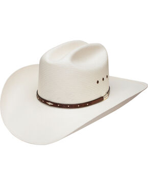 Resistol Men's Natural Santa Clara Cowboy Hat , Natural, hi-res