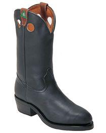 "Boulet Men's 14"" Work Boots, Black, hi-res"