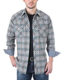 Wrangler Retro Men's Vintage Long Sleeve Shirt, , hi-res