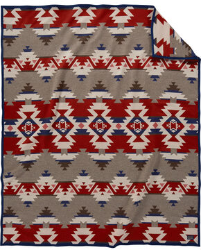 Pendleton Mountain Majesty Robe Blanket, Multi, hi-res
