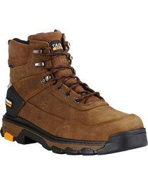 """Ariat Men's Intrepid 6"""" Waterproof Comp Toe Work Boots, , hi-res"""