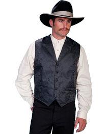 Rangewear by Scully Dragon Vest - Big & Tall, Black, hi-res