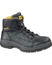 CAT Men's Steel Toe Dimen HI Mid Work boots, , hi-res