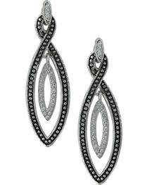 Montana Silversmiths Women's Flickers of Light Earrings , , hi-res