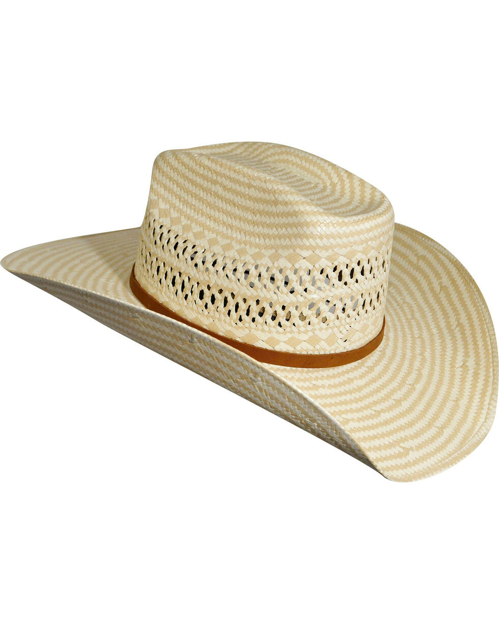 Bailey Fields 4X Straw Cowboy Hat, Multi, hi-res