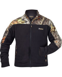 Rocky Casual Lifestyle Camo Fleece Jacket, , hi-res