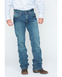Ariat Denim Jeans - M5 Gulch Straight Leg, , hi-res