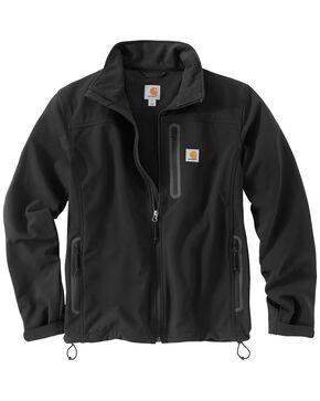 Carhartt Men's Denwood Jacket - Big & Tall , Black, hi-res